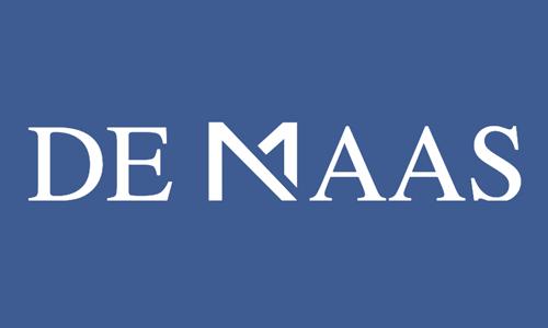 Logo De Maas asverstrooiing