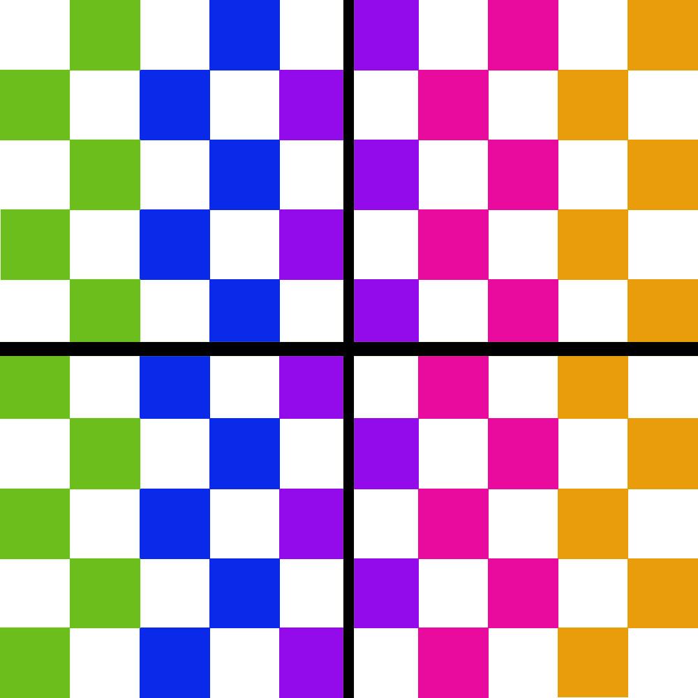 Testafbeelding blokjes 1000x1000